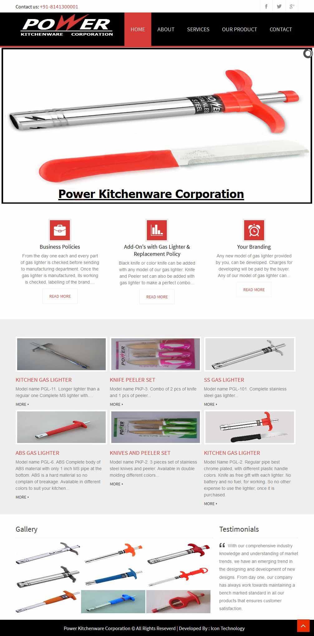 Power Kitchenware Corporation